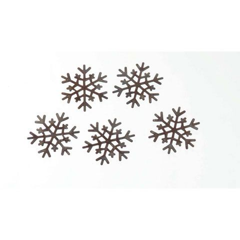 Rusted Snowflake 1.5""