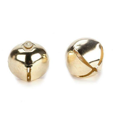 """Gold Bell 1/2"""""""