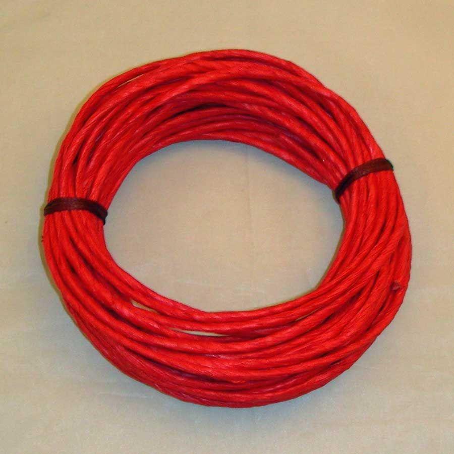 Paper Twist Red