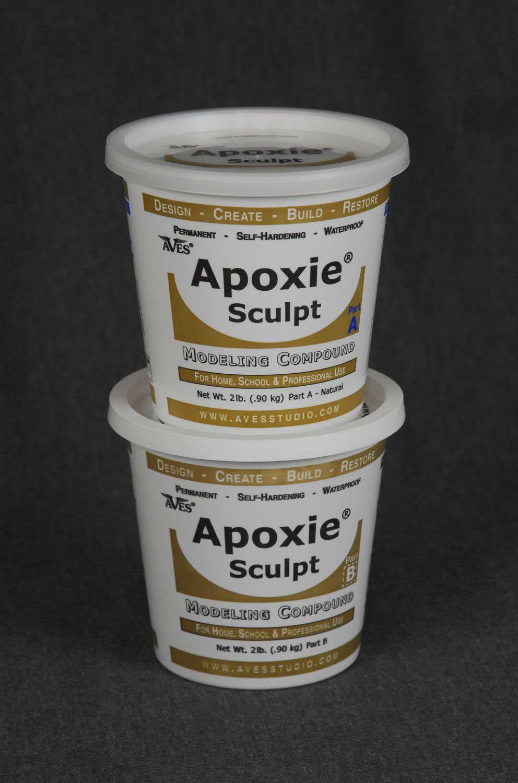 Apxoie Sculpt White 4 lb