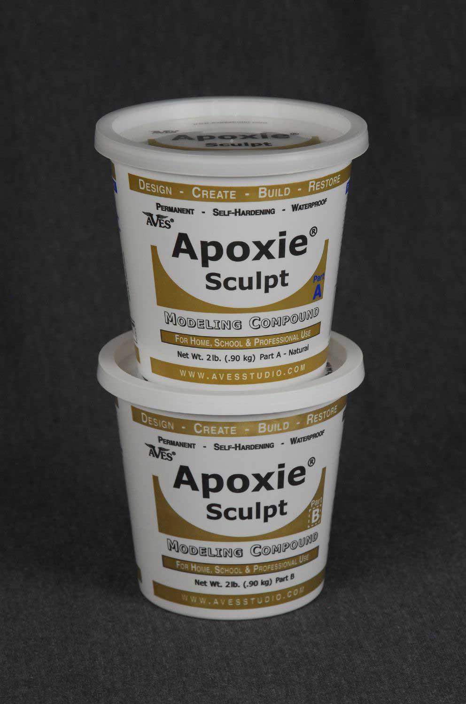 Apoxie Sculpt 4 lb