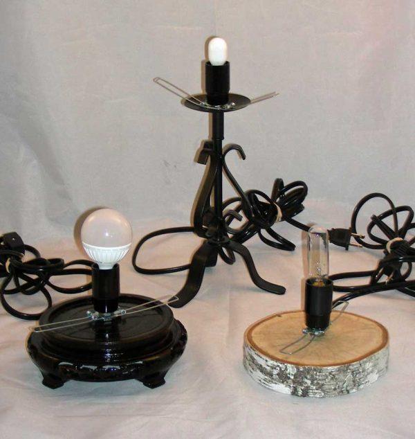 Gourd lamp Bases  1