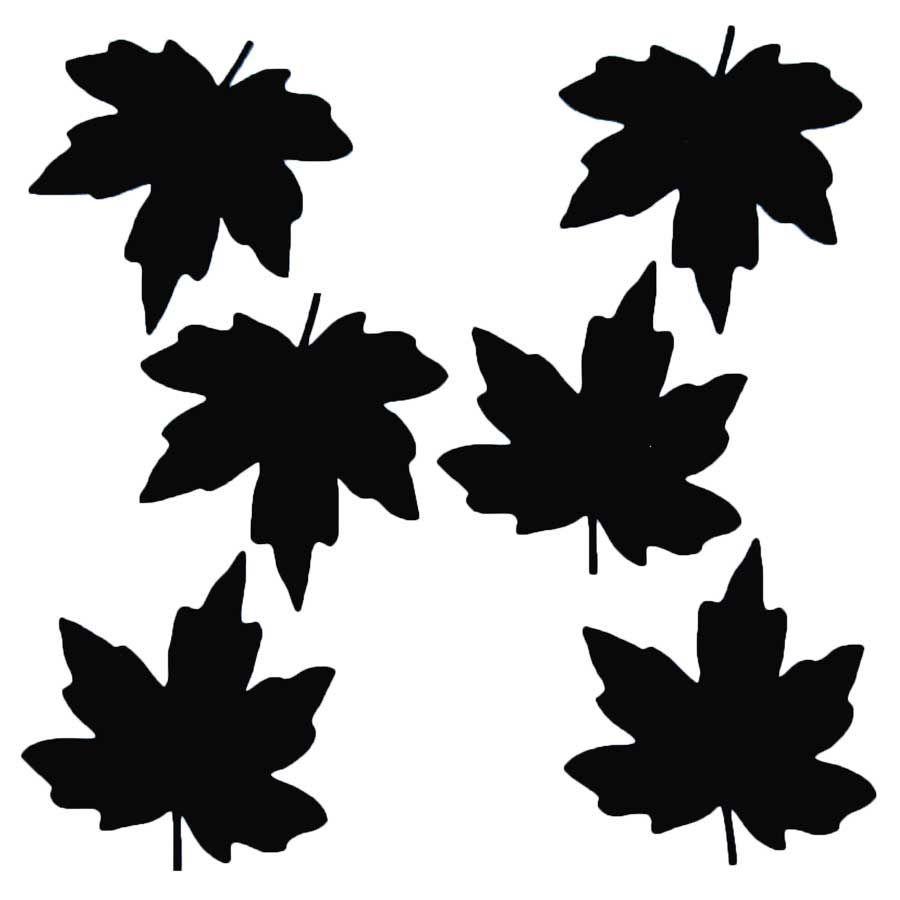 Vinyl Maple leaves