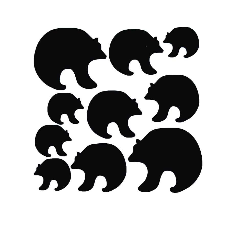 Vinyl Bears