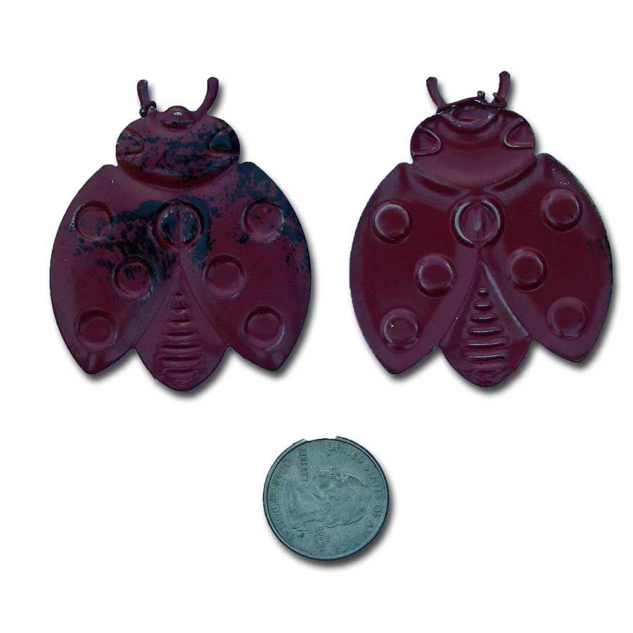 Rustic Large Ladybug
