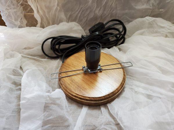 Gourd Lamp Base