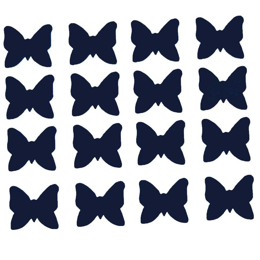 Vinyl Mini Butterfly Solid
