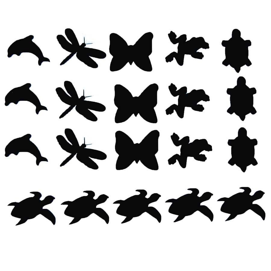 Vinyl Mini Animals 2