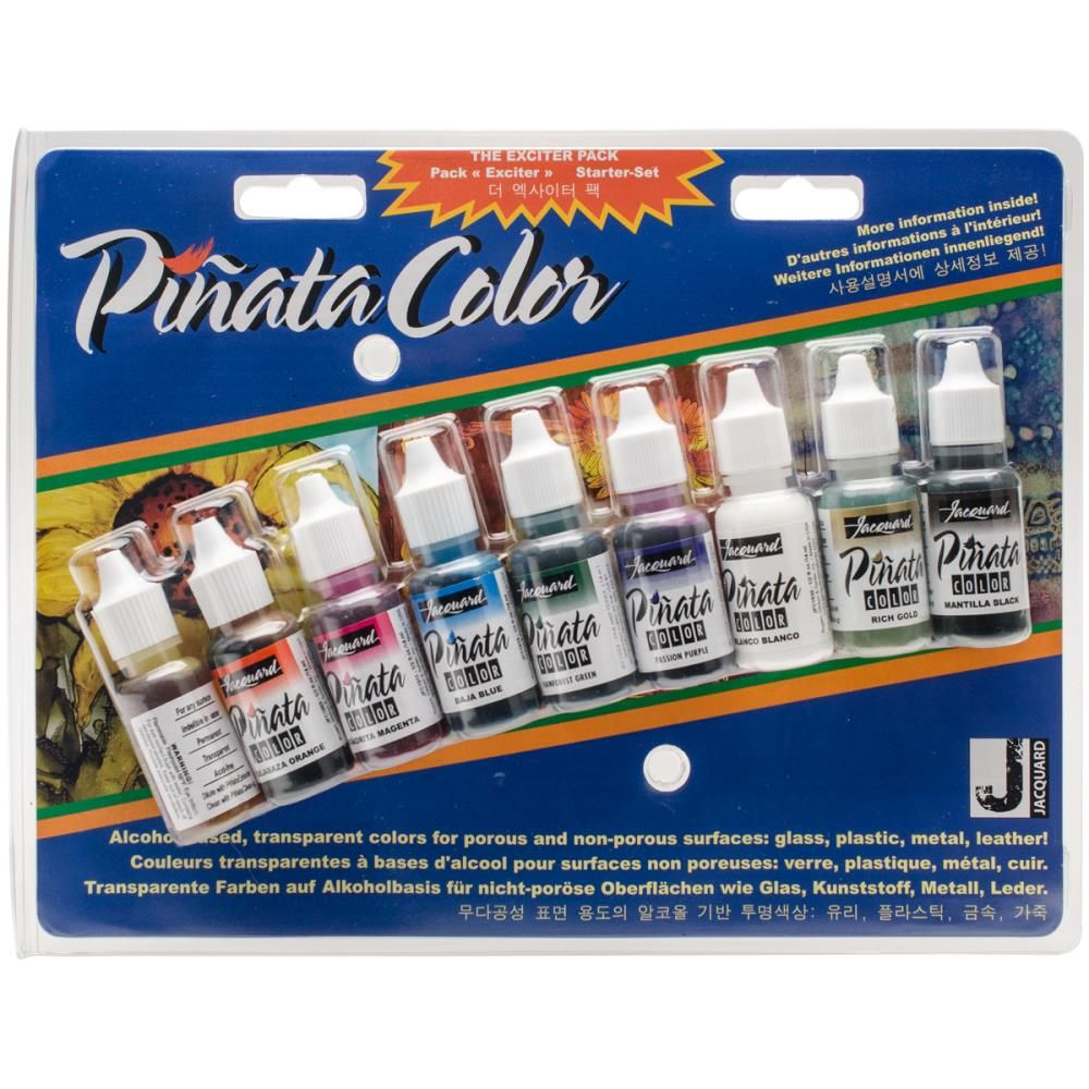 Pinata Color Exciter Pack