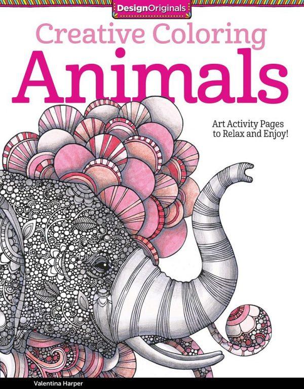 Creative Coling Animals