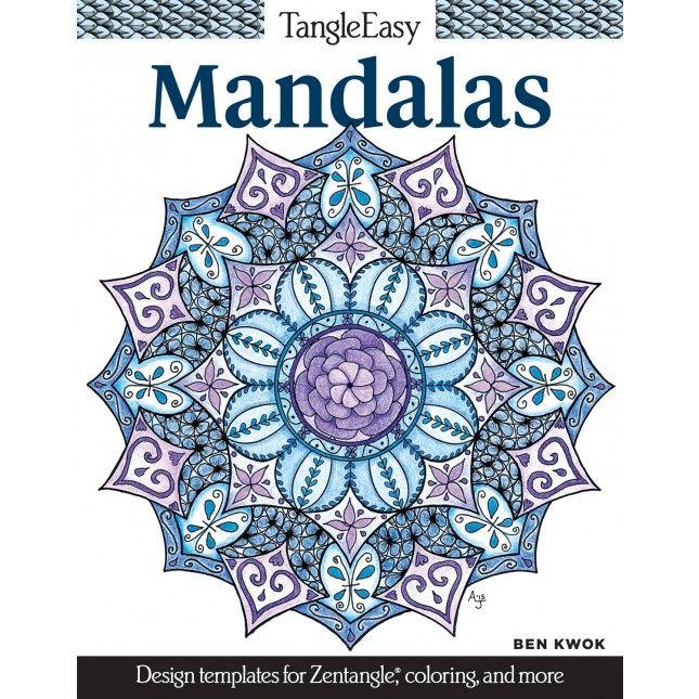 Tangle Easy Mandalas