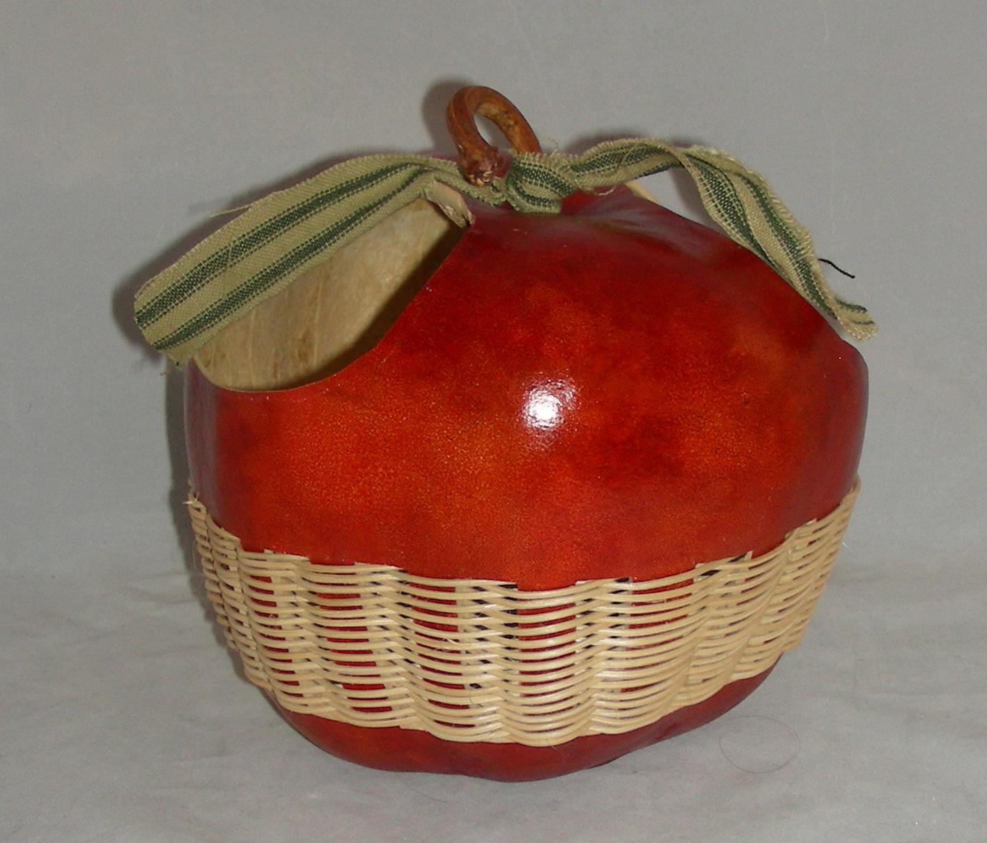 Apple Gourd Basket