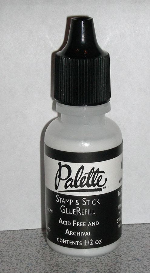 Palette Stam * Stick Glue Refill