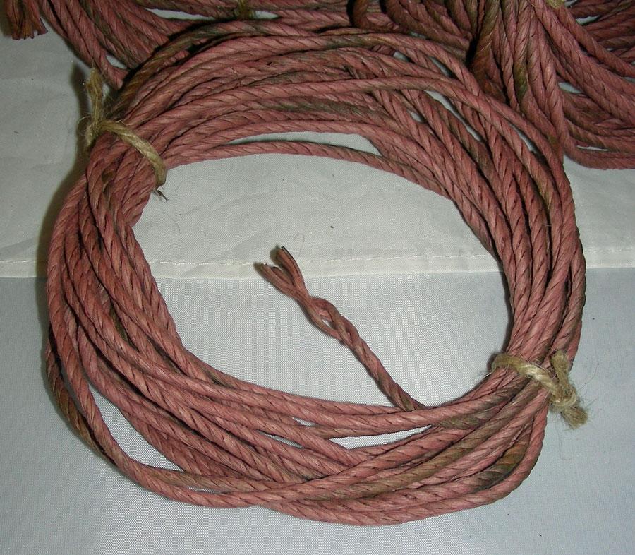 Danish Cord dyed