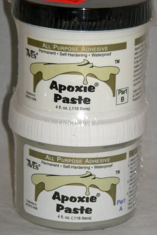 Apoxie Paste Aves