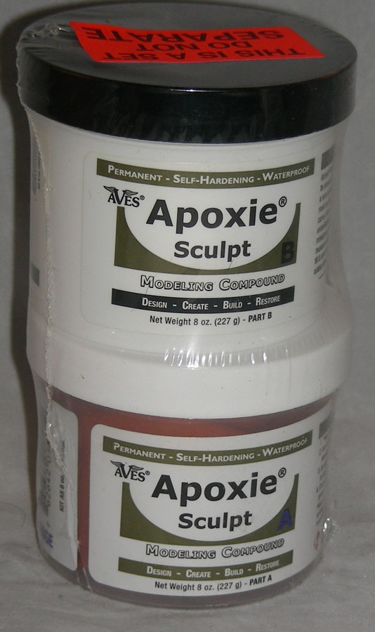 Apoxie Sclupt Aves