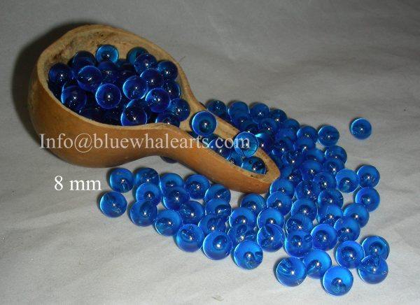 Gourd Light Beads from turkey 8mm no hole beads