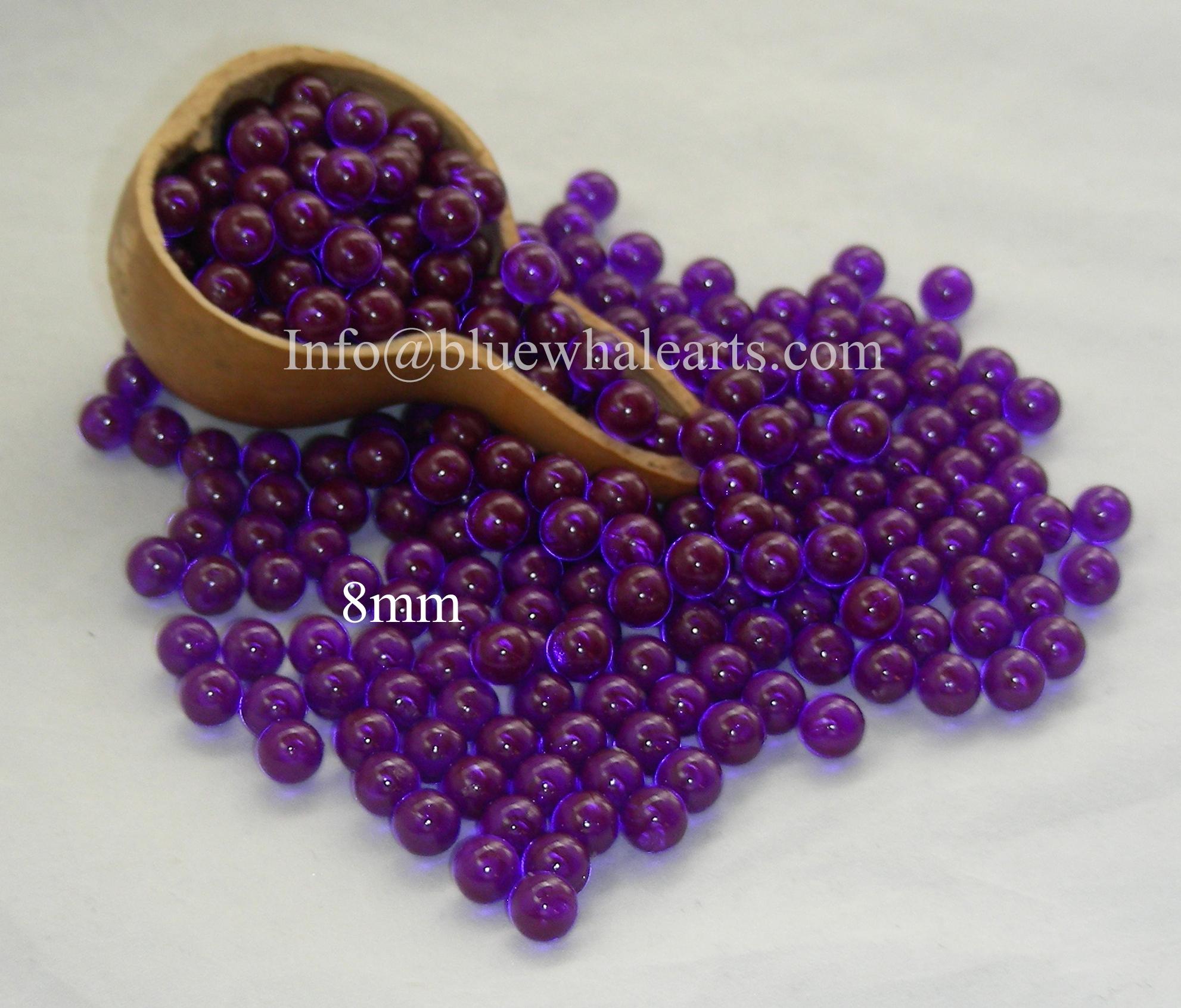 Gourd Light Beads from Turkey Egg Plant Rukish Beads