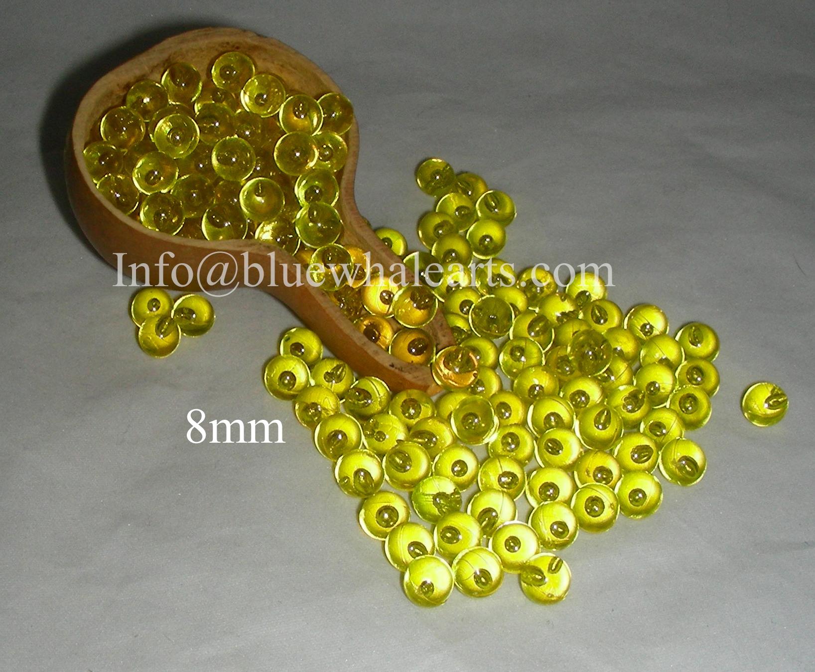 Gourd lIght Beads