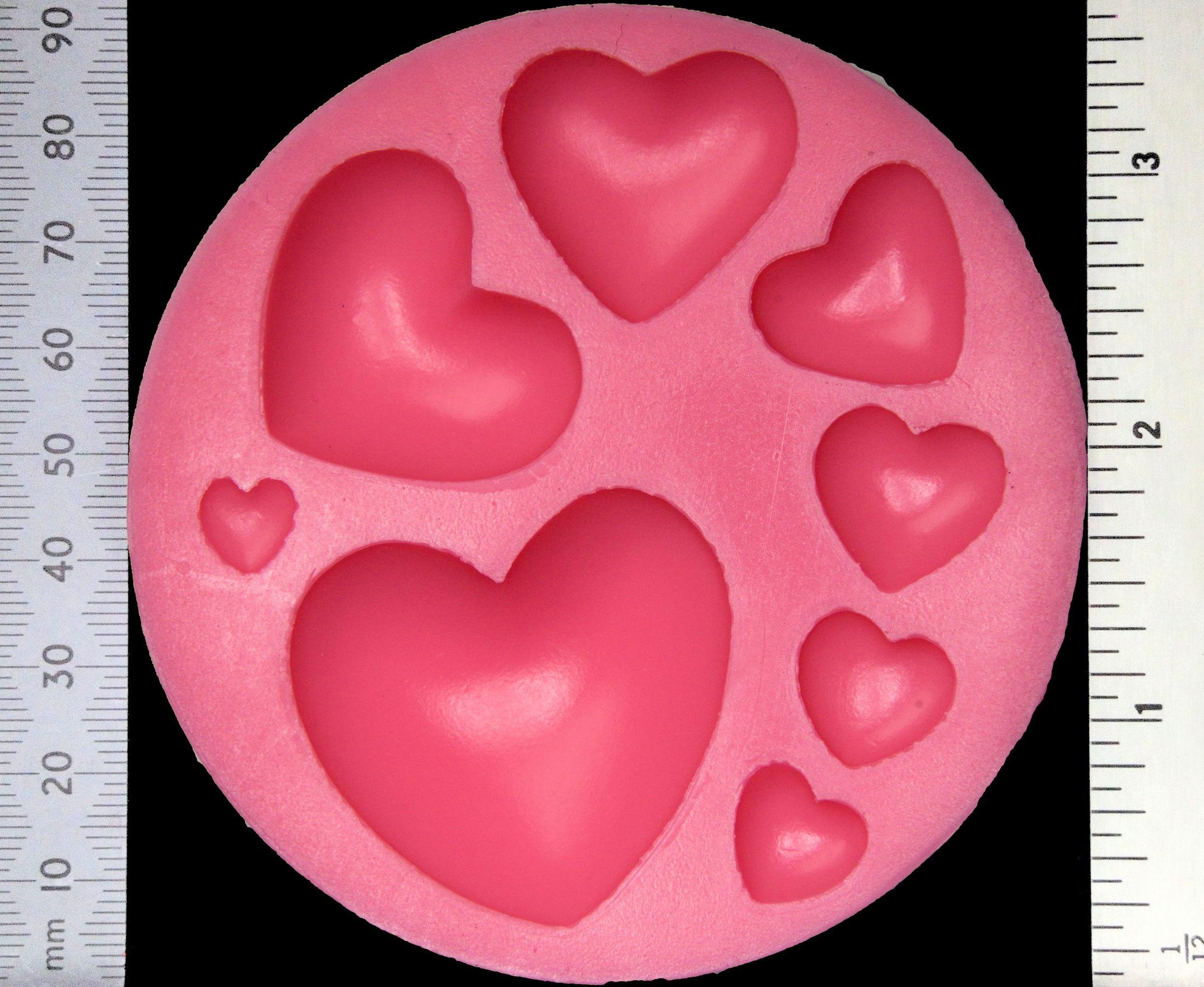 Wow Heart Mold