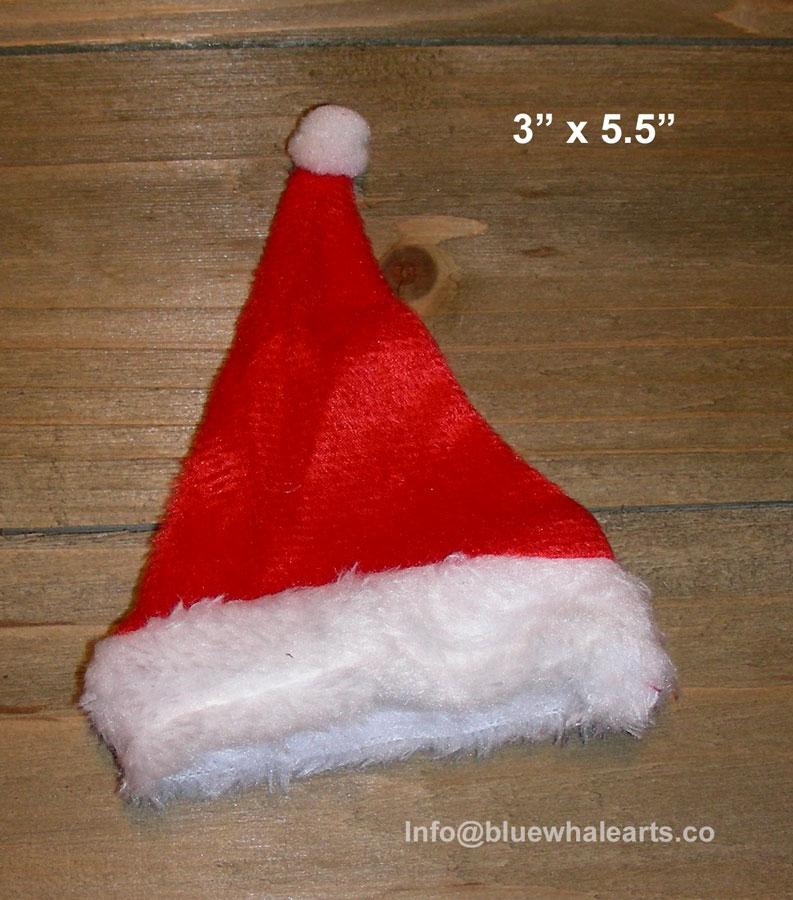 Santa Hat, hats, craft hats