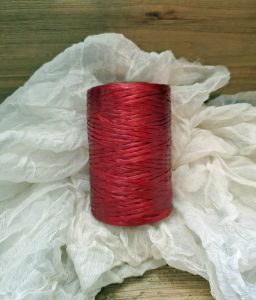 Imitation Sinew Red