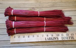 Red Pine Needles