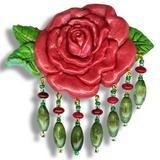 Best Flexible Molds A Rose for you PJ032