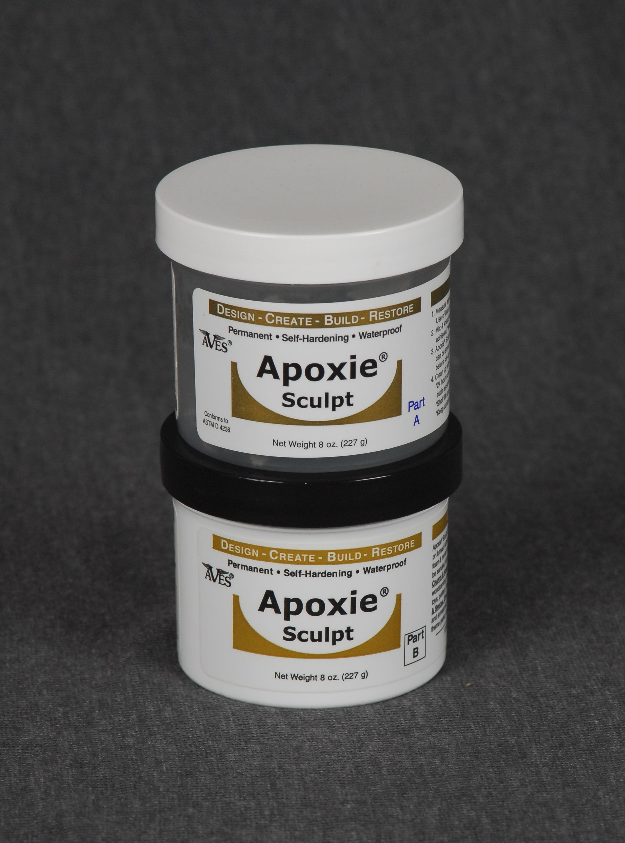 Apoxie Sculpt 1 lb black