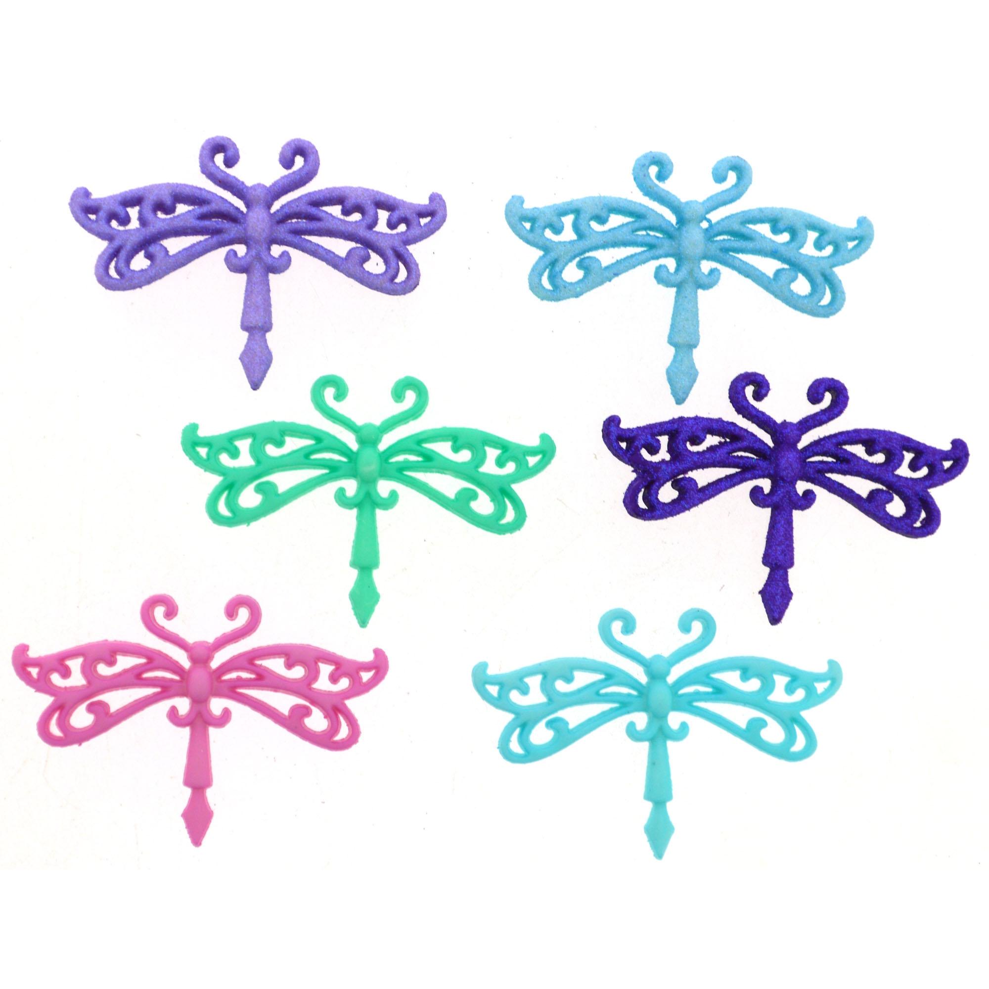 Let It soar - dragonfly - dress it up beads