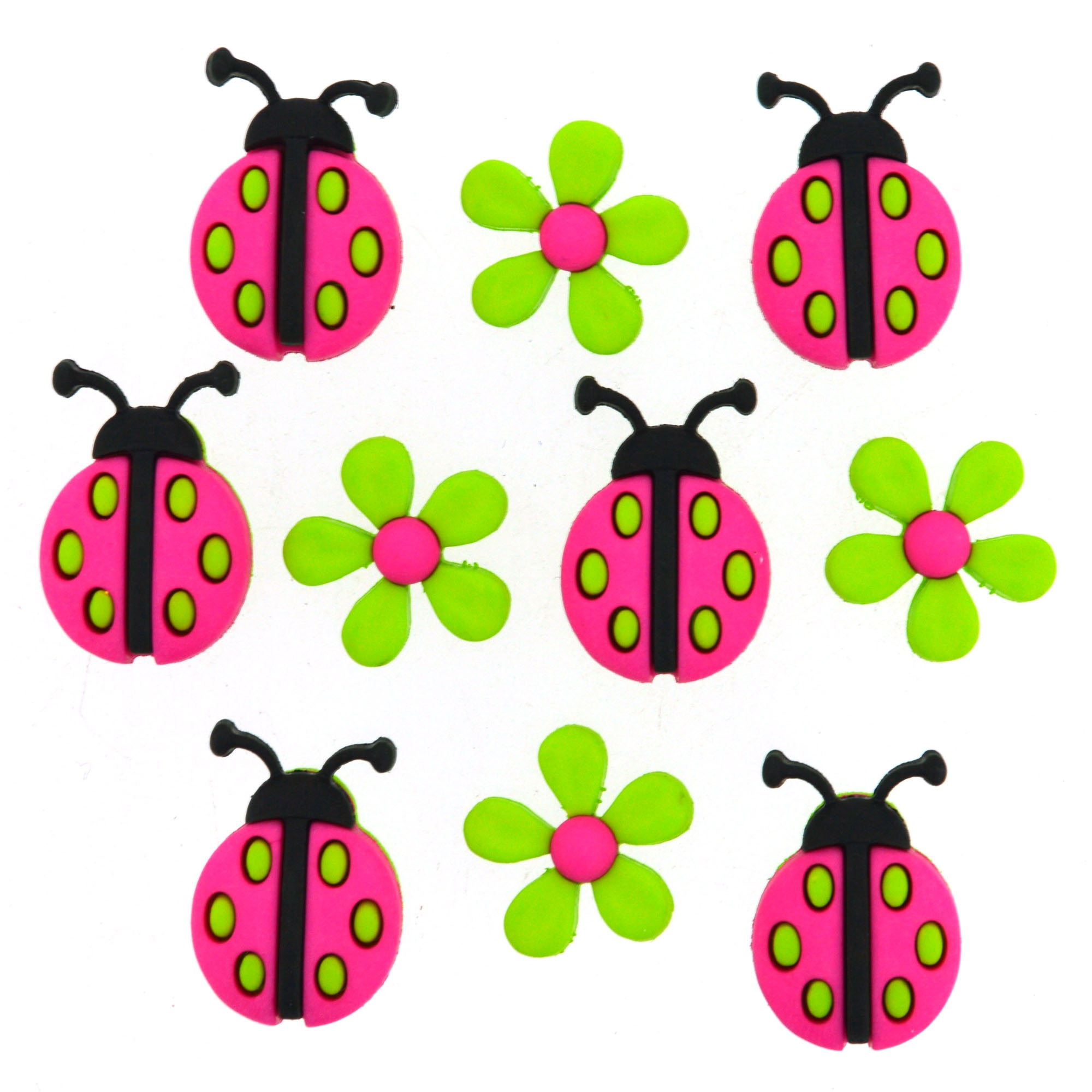 Dress it UP - Lady Bug Crossing 9385