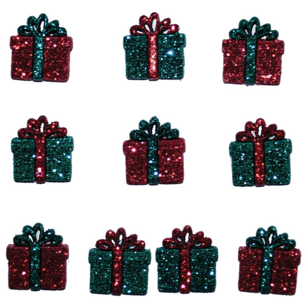 Dress It up - Small Glitter Presents