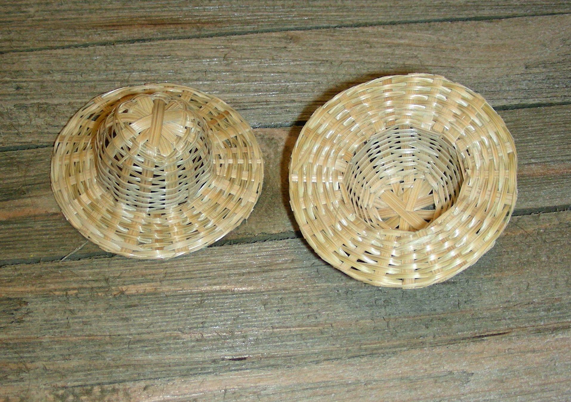 "Bamboo Hat 2"""