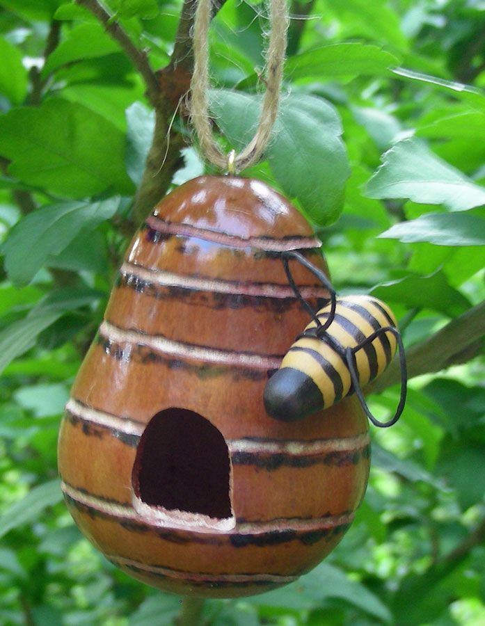 Rustic Bee Hive