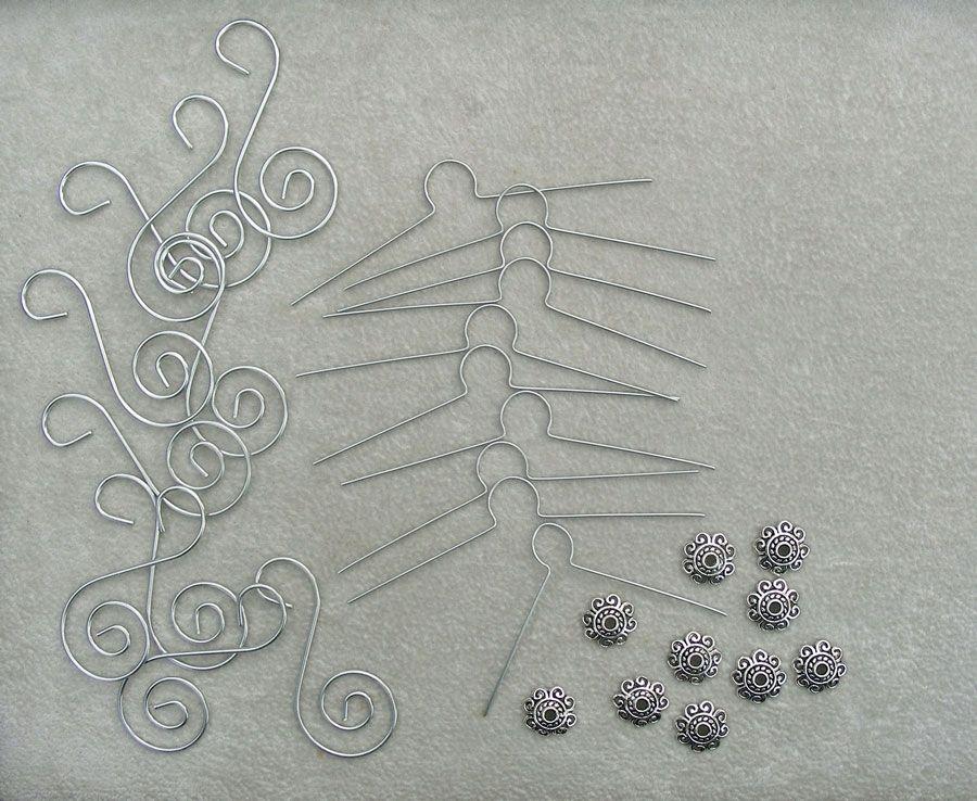Ornament caps