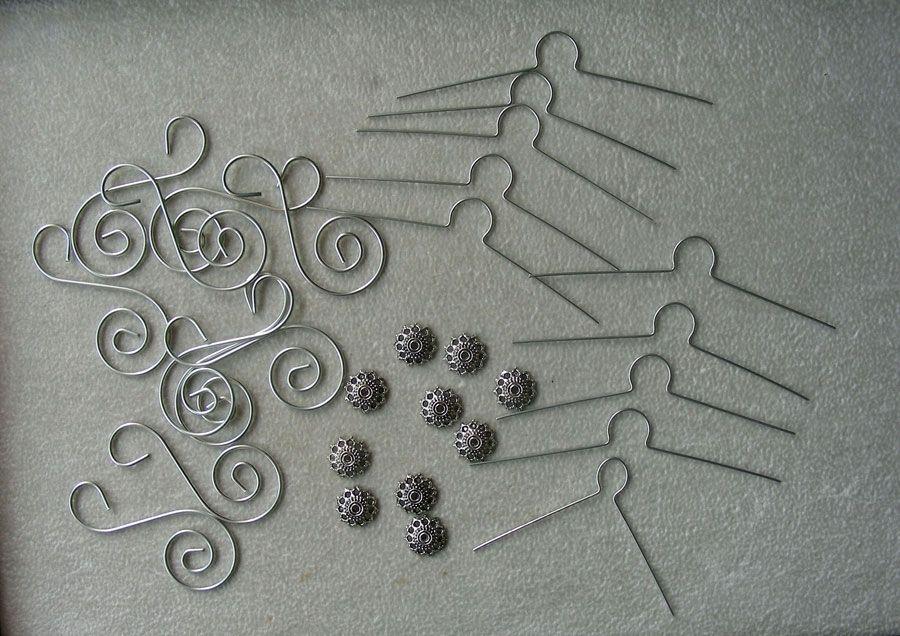 ornament cap set
