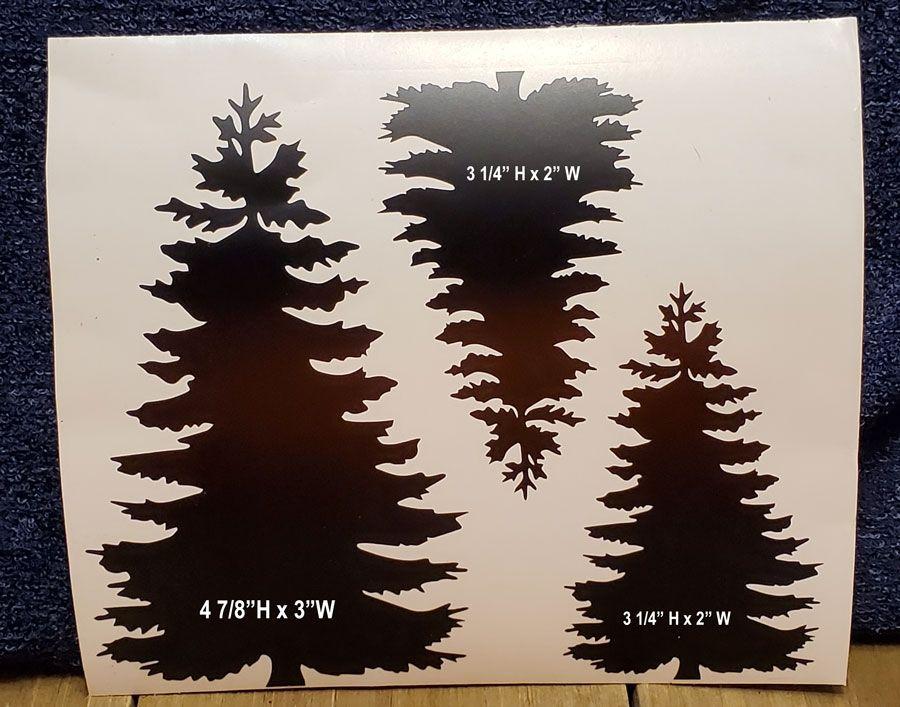 Vinyl Tree design 1