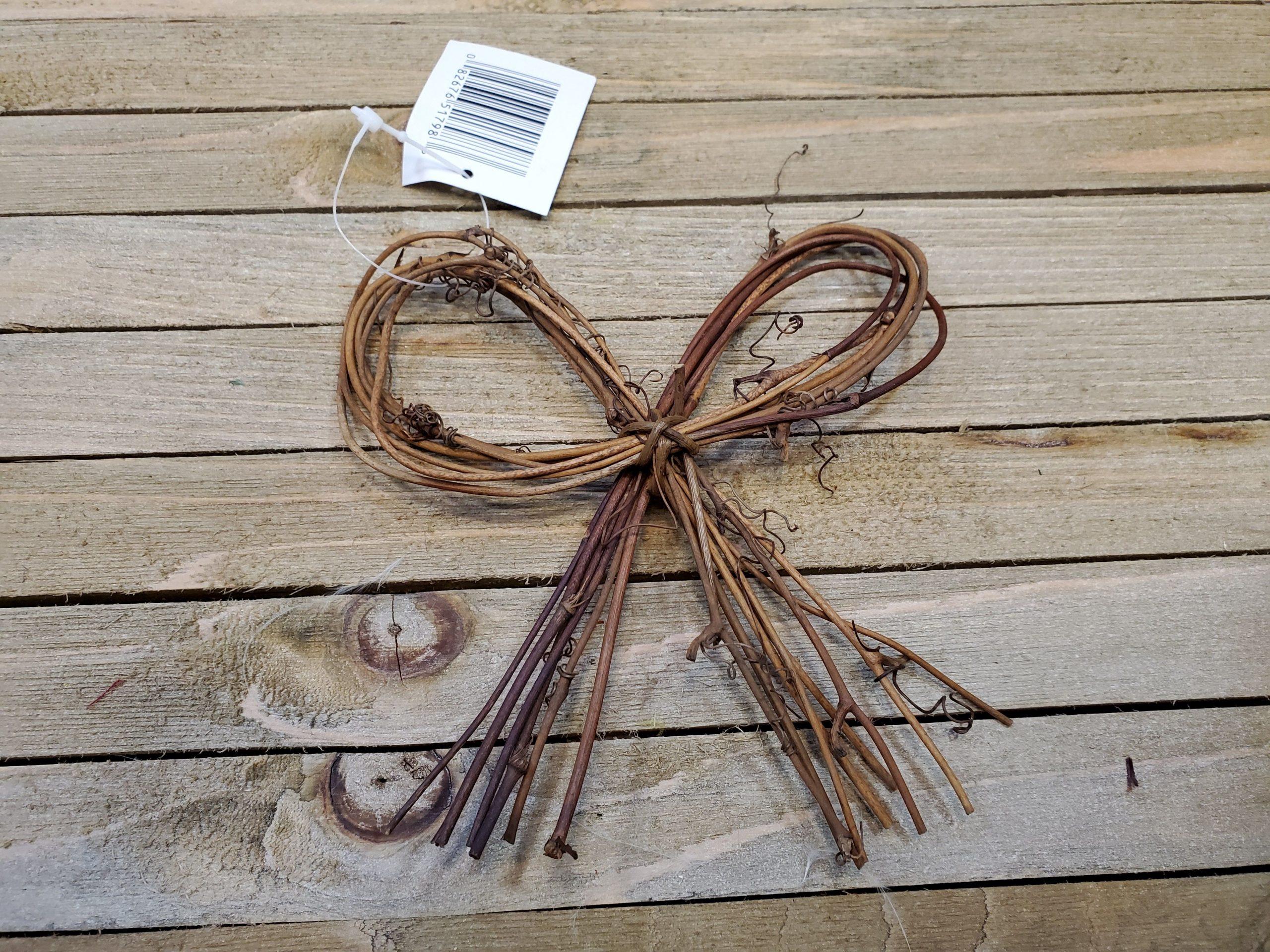Grapevine Bow