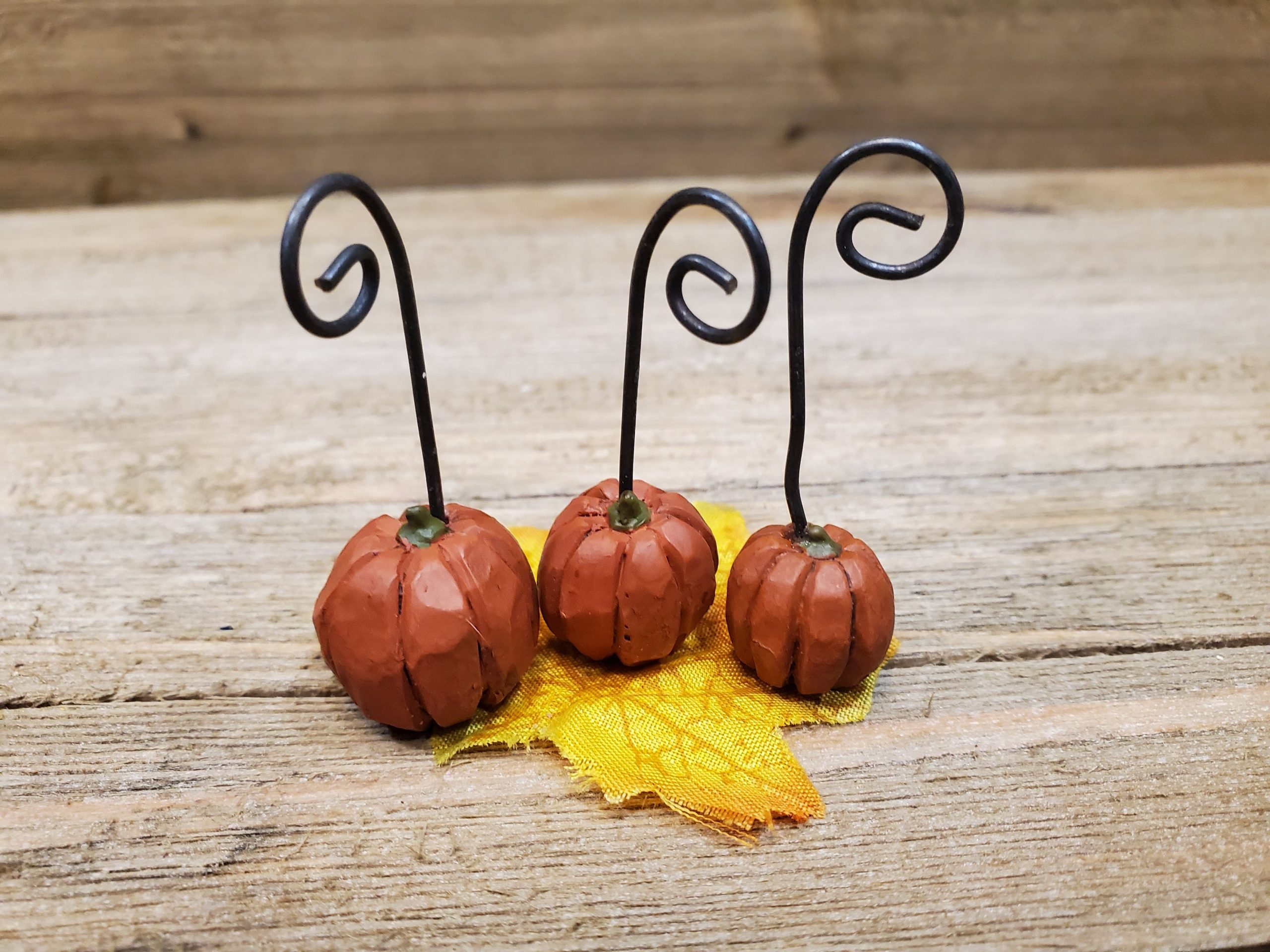 minature pumpkin blossom bucket