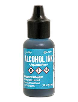 Tim Holtz Alcohol Ink Aquamarine