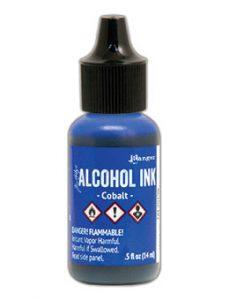 Tim Holtz Alcohol Ink Cobalt