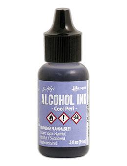 Tim Holtz Alcohol Ink Cool Peri
