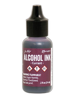 Tim Holtz Alcohol Ink Currant