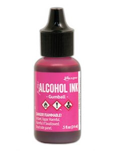 Tim Holtz Alcohol Ink Gumball