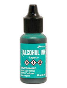 Tim Holtz Alcohol Ink Laguna