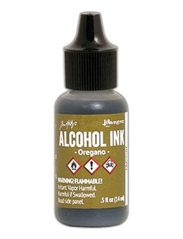 Tim Holtz Alcohol Ink Oregano