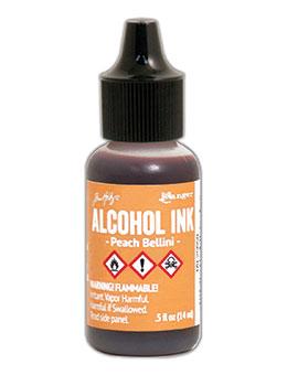 Tim Holtz Alcohol Ink Peach Bellina