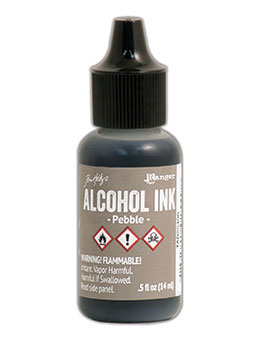Tim Holtz Alcohol Ink Pebble