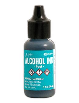 Tim Holtz Alcohol Ink Pool