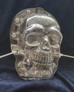 Skull Fruit Mold